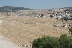 Views from Roman Theater (Debarella) Tags: amman day17 egyptianholidaygoestojordan