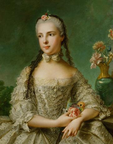 1758 Princess Isabella von Parma