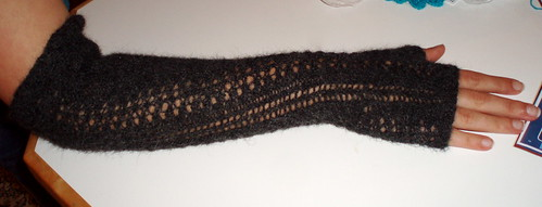 Lacy mitts FO