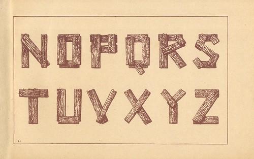 le peintre de lettres 20