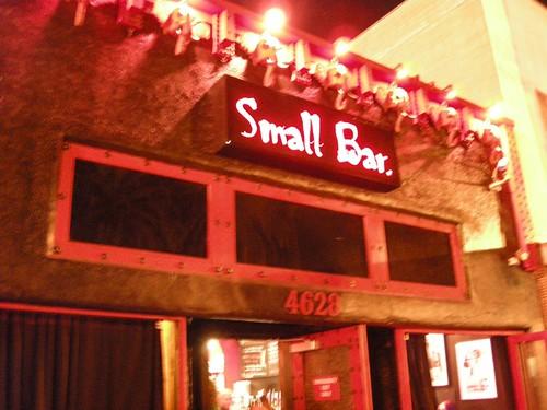 SD Fish Taco Crawl, Stop #5: Small Bar