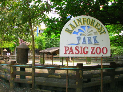 Pasig Rainforest Park