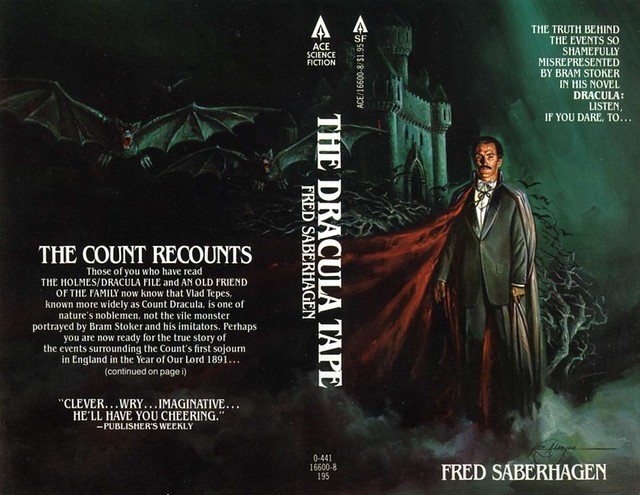 Dracula Tape book cover