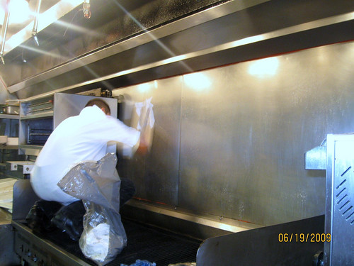Restaurant Kitchen Hood frederick janitorial services: restaurant kitchen hood cleaning