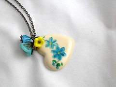 Sew Mama Sew Giveaway Necklace