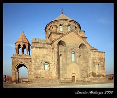 Saint Hripsime Church. Armenia (Alexander Mkhitaryan) Tags: church saint armenia hripsime