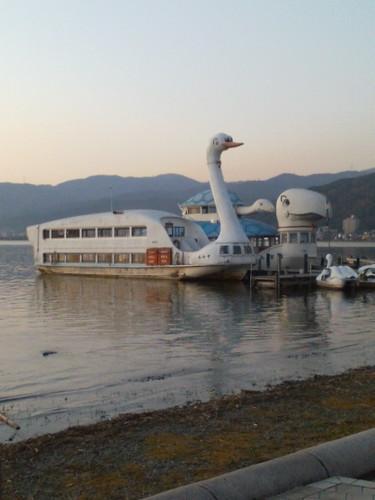Suwa lake 2009 by yoshiko fukushima