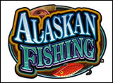 Alaskan Fishing video slot machine