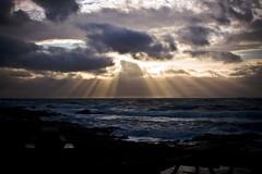 End of the Storm (stuballscramble) Tags: uk sea cloud water scotland