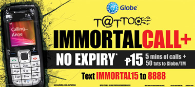 IMMORTALCALL+
