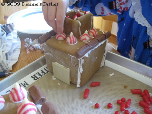 Gingerbread: Creating