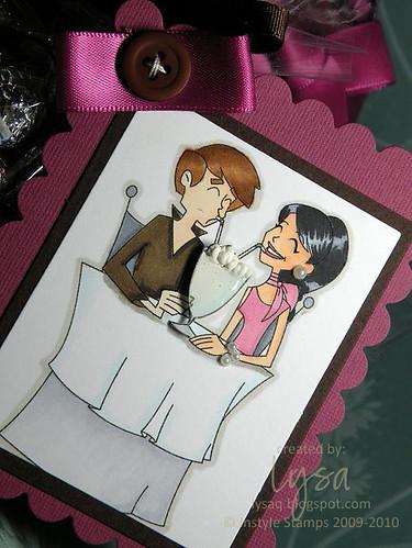 ISS Dan & Mandy