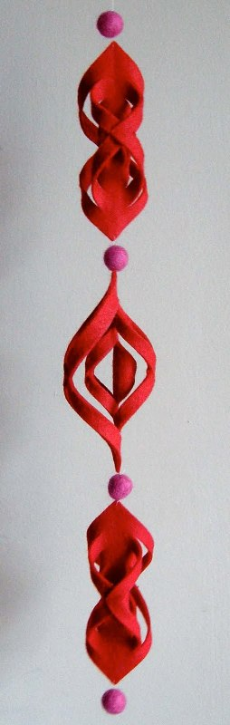 Felt Ornament by Betz White 1