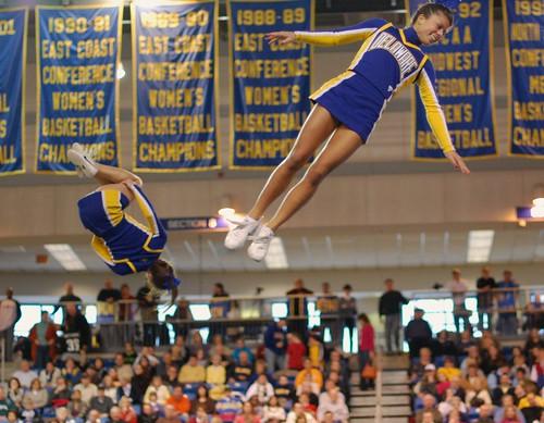 UD Cheerleaders