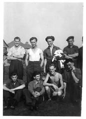POW Camp Stamford army