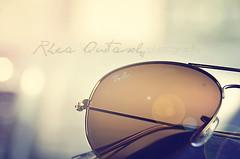 (Rhea Quitasol | Photography) Tags: sunglasses fashion nikon shades lensflare aviators rayban rhea sunflare accesories raybans quitasol d7k d7000 nikond7000 rheaq