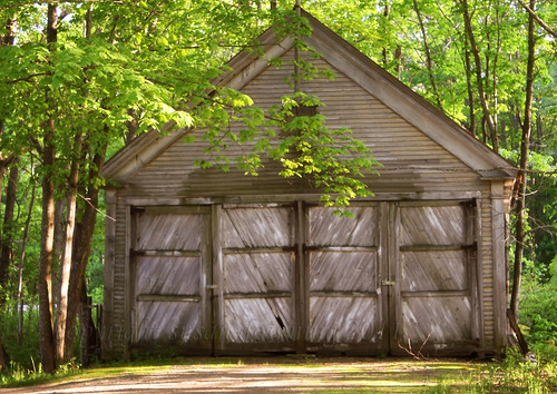 Old Garage {276/365}