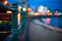 Oban Lights (James Duckworth) Tags: night lights scotland bokeh oban obanbay