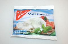 09 - Zutat Mozarella