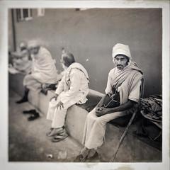 Incredible India series (Nick Kenrick..) Tags: guru pilgrim holyman sadhu pushkar india snapseed rajasthan hindu