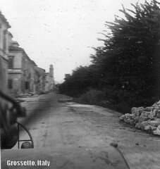 069 from staff car (donmaclean) Tags: ww2 eto veterinarycorps