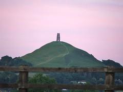 Glastonbury Tor (garethfletcher) Tags: sunset festival wednesday glastonbury tor seenonflickr lastfm:event=705315