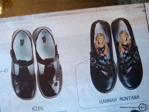 Step on Hannah!