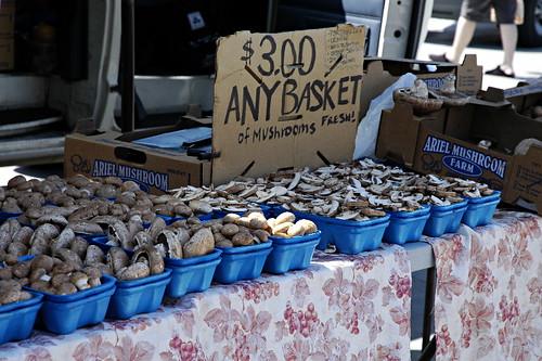Local Organic Mushrooms