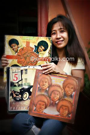 PROJECT 365: Jackson 5 LP albums