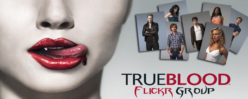 True Blood Group Flickr Banner