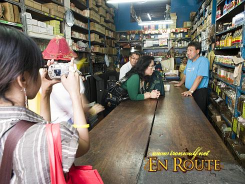 Mabuhay Guides Old Shoe Shop