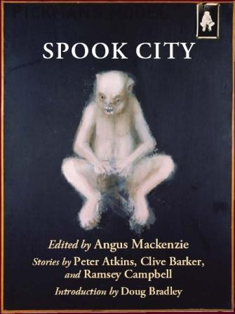Spook City cover