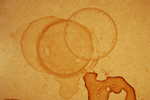 Coffee Stains Texture 09
