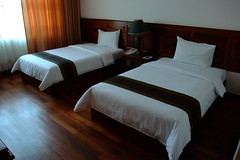 Review of Pacific Hotel, Siem Reap, Cambodia