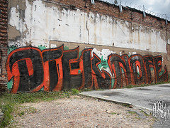 DOWNTOWN CRACK SMOKE (DTEK28) Tags: atlanta graffiti 28 msg nope gack dtek