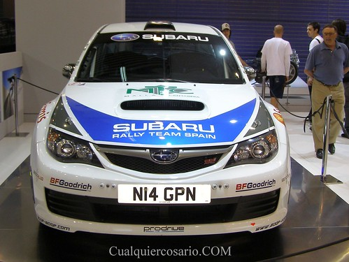 Subaru Rally Team Spain ( I )