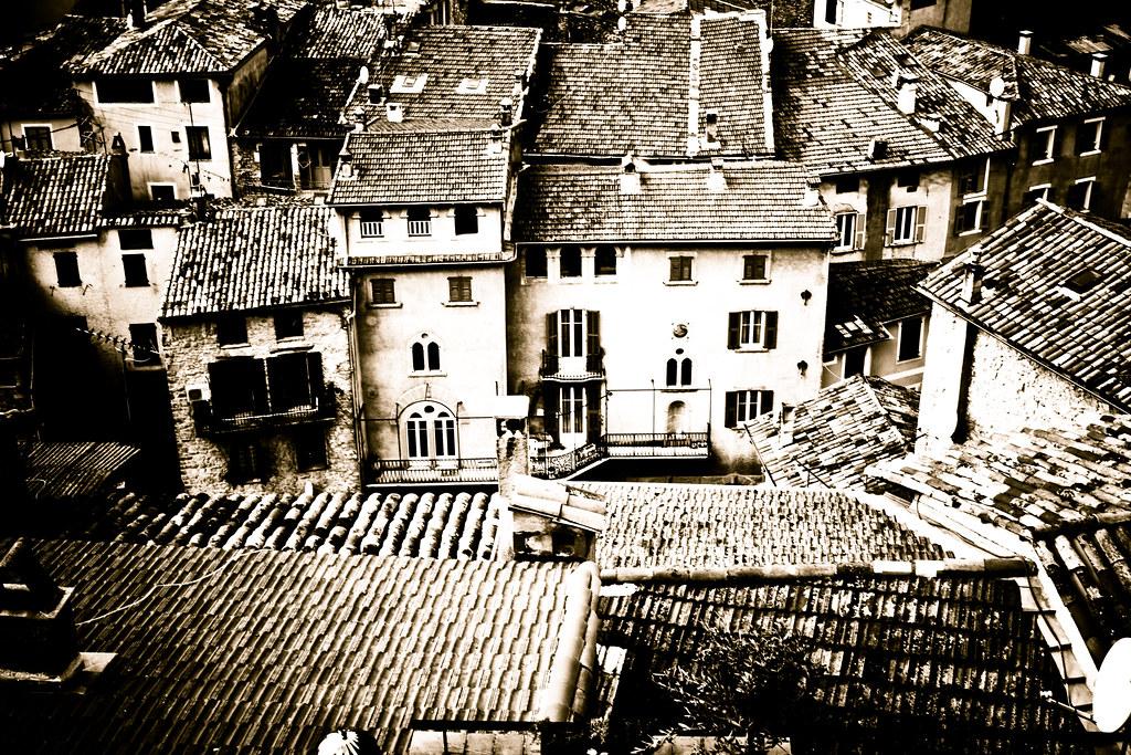Rooves, Luceram, France