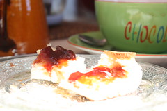 Baguette with Fig Confiture