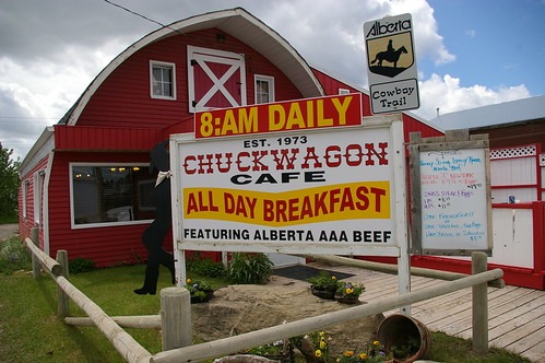 Chuckwagon Cafe