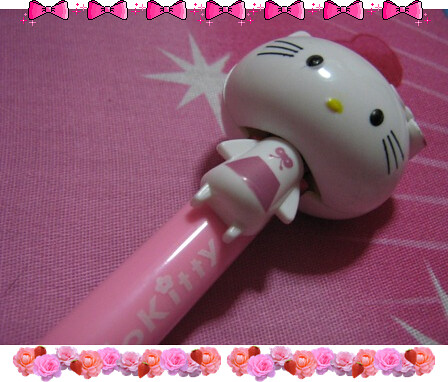 Hello Kitty pen1-2