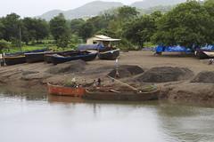 The backwaters of Konkan (Indian Photojournalist - Chirag Wakaskar) Tags: maharashtra konkan