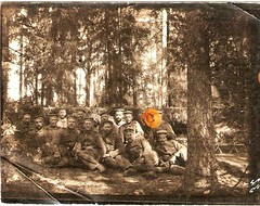 World War I Soldiers, 1916 (anna wilder) Tags: wwi krieg ww1 1wk soldat feldpost kurrent