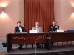 Rueda de prensa WYD Madrid 2011