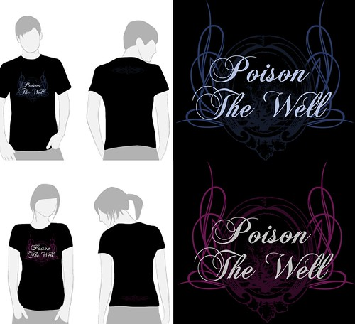 Poison The Well t-shirt
