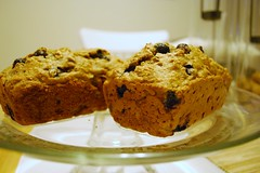 241/365: Blueberry Banana Bread