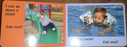 I Can, Can You? Matthew's favorite page