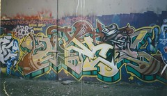 Excel (Six Month Vacation) Tags: old graffiti san diego cw late awr graff 619 90s excel
