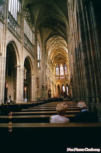 Natura 那秋。Czech 聖維特教堂-9