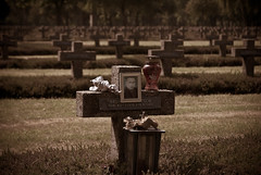 German Cemetary Lommel (B.Alen pictures) Tags: cemetary german lommel