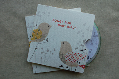songs for baby birds by you.